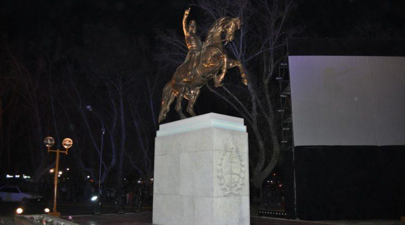 168° Aniversario del fallecimiento del General José de San Martín