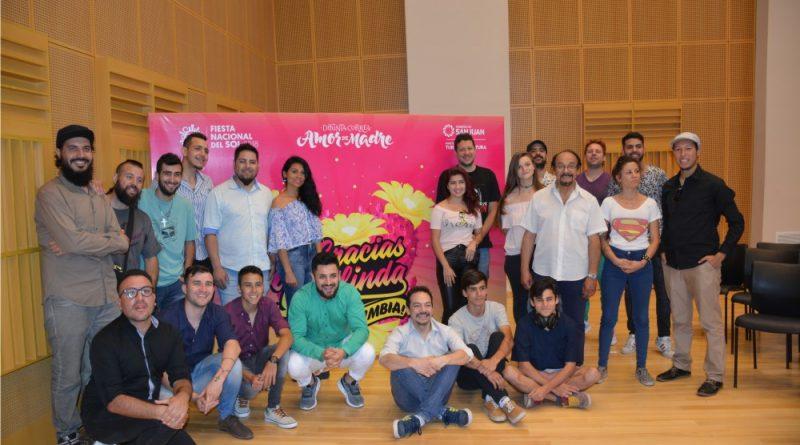 Un CD como tributo a la Difunta Correa y con producción de artistas de San Juan