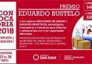 """Concurso de proyectos de juegos y juguetes didácticos e innovadores Premio """"Eduardo Bustelo"""""""
