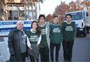 Los Clubes Ambientales Escolares se suman a la recolección solidaria para Casa SAHNI