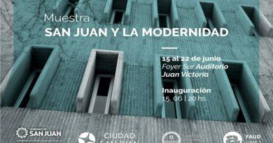"""Muestra """"San Juan y la Modernidad"""""""