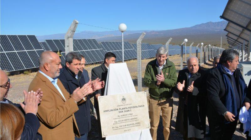 Fuerte avances en San Juan en Energía Solar e investigaciones ...