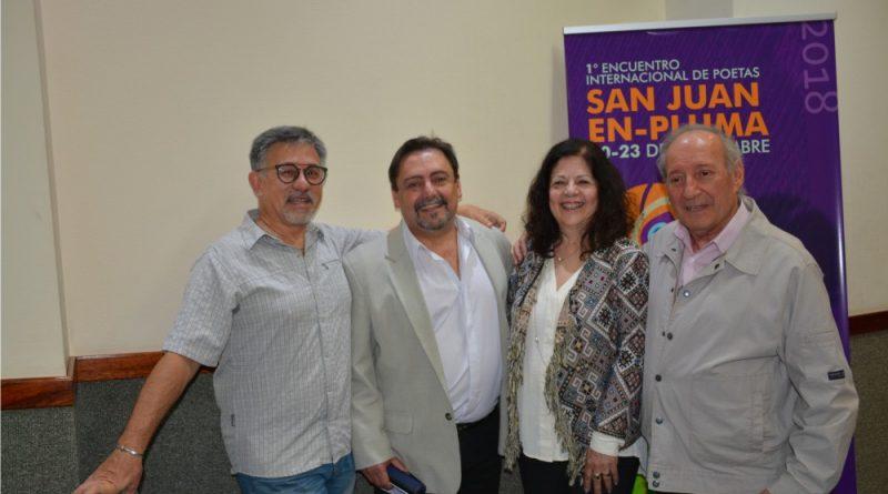 "1º Encuentro Internacional de Poetas ""San Juan en Pluma"""