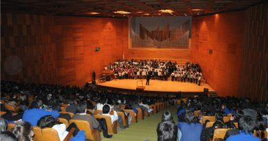 """""""Canto con voz"""" concierto coral"""