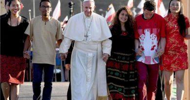 Los jóvenes en el corazón de la Iglesia