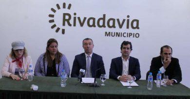"Sumate al Concurso Literario ""Crónicas de Rivadavia"""