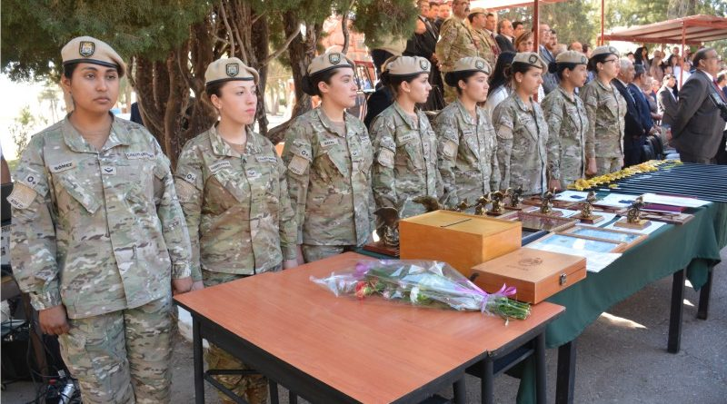 El Ejército Argentino incorpora Soldado Voluntario año 2020