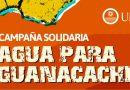 Campaña solidaria «Agua para Guanacache»