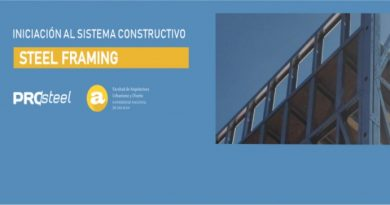Curso construcción en seco, Light Steel Framing