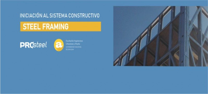 Curso construcción en seco, Light Steel Framing