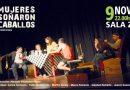 "Obra de teatro ""Mujeres soñaron caballos"""