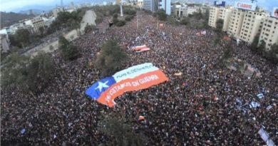 La tercera posición en un Chile en crisis multisectorial