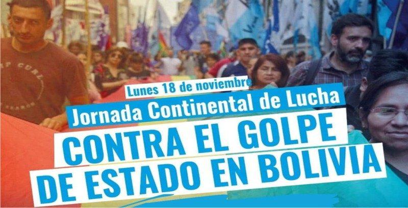 Movilización patriótica en Defensa de la Soberanía Argentina