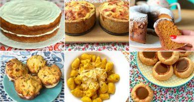 6 deliciosas recetas para Celíacos