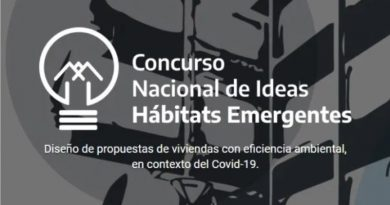 "Concurso Nacional de Ideas ""Hábitats Emergentes"""