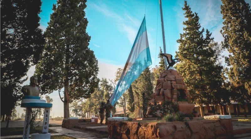 Se festejó los 210 años de la creación del Ejército Argentino