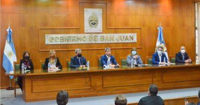Se presentó el «Plan de Seguridad ante la Circulación Viral» para mantener y cuidar el estatus sanitario de San Juan
