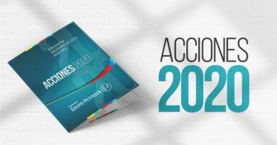 Las Fundaciones del Grupo Petersen presentan su informe de Acciones 2020