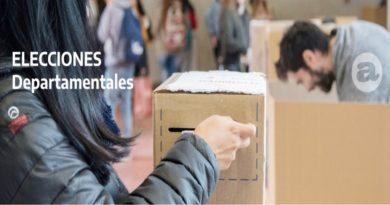 Elecciones Departamentales en la FAUD de la UNSJ