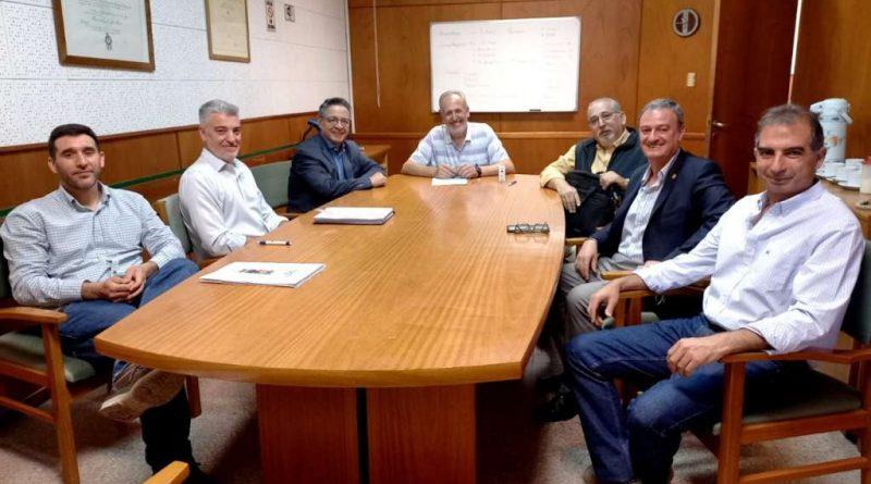Se firmó el contrato de inicio de obra para la construcción de las Oficinas del INAUT de la FI de la UNSJ